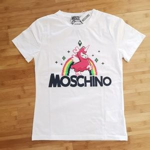 FLASH SALE 🦄MOSCHINO🦄TEE